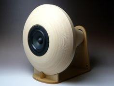 Small Speakers, Music Speakers, Sound Speaker, Home Speakers, Audio Sound, Bluetooth Speakers, Audio Design, Sound Design, Passive Speaker