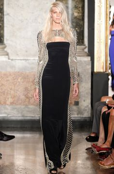 ZsaZsa Bellagio – Like No Other: Emilio Pucci Summer 2014 fantastic beadwork