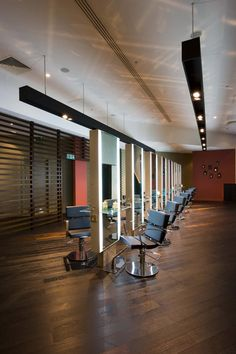 Aveda Lifestyle Salon & Spa by Reis Design, Bristol UK store design