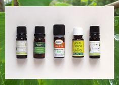 Mes huiles essentielles et végétales au quotidien « Mango and Salt