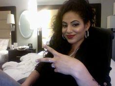 Annie Khalid | Annie Khalid approached for Sahara One's TV show Sur Kshetra ...