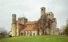 Saint Michael's (looking northwest), Hildesheim, Germany, 1001-1031.