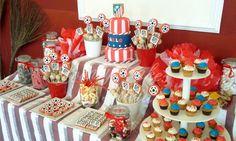 mesas de dulces de one direction - Buscar con Google