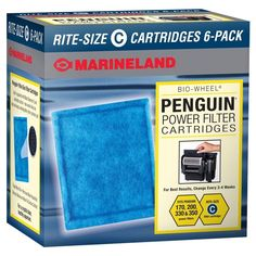 Marineland Rite-Size Cartridge Refills Listing in the Filtration & Heating,Fish,Pets,Home & Garden Category on eBid United States | 144878377