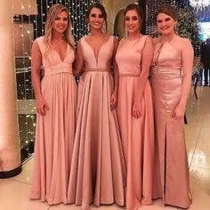 Shop sexy club dresses, jeans, shoes, bodysuits, skirts and more. Vintage Bridesmaid Dresses, Bridesmaid Dress Colors, Pink Prom Dresses, Satin Dresses, Cheap Dresses, Evening Dresses, Girls Dresses, Formal Dresses, Wedding Dresses