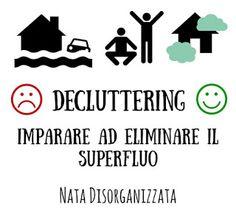 serie sul decluttering: come decidere cosa tenere o cosa no