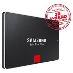 """Samsung SSD 850 PRO 2.5"""" SATA III 512GB"""
