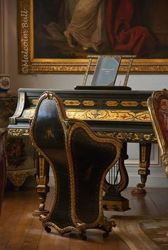 Waddesdon Manor Interior | Recent Photos The Commons Getty Collection Galleries World Map App ...