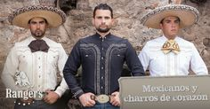 Somos #Ranger's, orgullosos fabricantes de camisas charras y vaqueras de alta calidad.