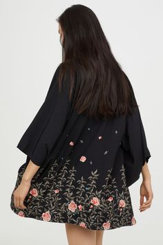 Kimono avec impressi