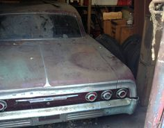 1964 Chevrolet Impala: Limited Access - http://barnfinds.com/1964-chevrolet-impala-limited-access/
