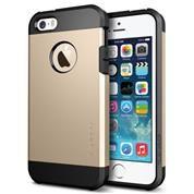 Apple iPhone 5S/5 SGP Spigen Tough Armor Series - Champagne Gold