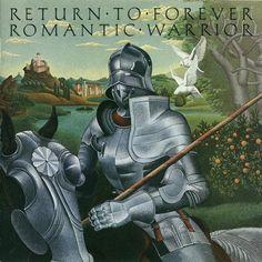 Return To Forever - Romantic Warrior (1976).