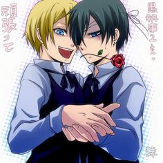 Photo of The Kid's Love :) for fans of Ciel X Alois.