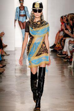 Jeremy Scott Spring 2013 Ready-to-Wear Fashion Show