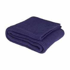 Knitted Double Moss Stitch Blanket | ZARA HOME United Arab Emirates