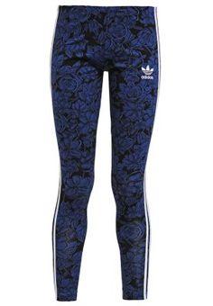 BLUE FLORAL - Leggingsit - multicolor