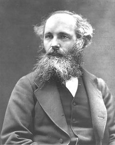 James Clerk Maxwell (1831-1879)  demonstrated that electric and magnetic fields travel through space as waves moving at the speed of light