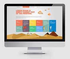 Hey Guys, This is my first project which im sharing in behance with expectation of getting some motivation for my career.This layout design which i did with Flat design colors with Origami theme.please let me know if there is any suggesstions and fe… Homepage Design, Ui Ux Design, Interface Design, User Interface, Layout Design, Graphic Design, Flat Design Colors, Web Seo, Tech Branding