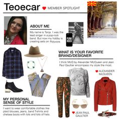 """""""I feel so free when I create sets. Polyvore is my happy place."""" - teoecar #MemberSpotlight http://polyv.re/1siuhdP"""
