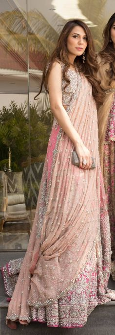 Playing Dress Up with Sana Safinaz #bridals #pink #easternwear