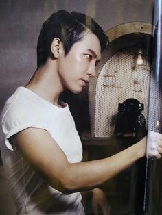 GQ Korea Magazine November Issue - DongHae