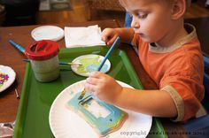 Homemade Mother's Day Gift Ideas made by Kids