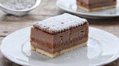 Nutella Cake, Happy Foods, Few Ingredients, Custard, Tiramisu, Yummy Food, Cream, Ethnic Recipes, Easy