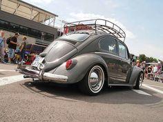 Car Volkswagen, Vw Bugs, Vw Beetles, Camper Van, Volvo, Type 1, Antique Cars, Vans, Retro