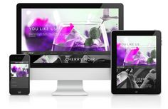 responsive web design in South Africa