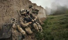 Royal Marine Commandos Afghanistan