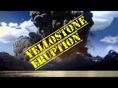 Yellowstone! Eruption (when yellowstone goes booom)