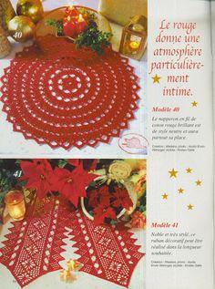natal christmas noel natale - CROCHET - Álbumes web de Picasa
