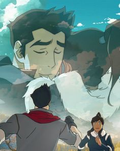Makorra <3 sometimes i feel bad for being a teenager and watching the series