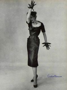 Nina Ricci, 1950.