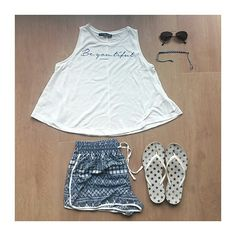 Summer outfit☀ (my own picture❤)