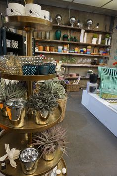 Glassware, planters, pots and other quirky items await you in our showroom!