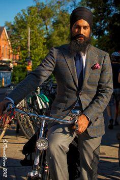TorontoVerve.:: Jagmeet Singh: A Distinguished Gentleman in the Annex