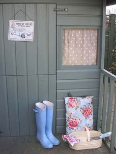 Before & After: Torie Jayne's Transformed Shed | Apartment Therapy
