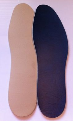 Stein's Sports Mold Insoles Without Flange, Blue, Men's Medium, Pair #765-5301-0000 by Stein's. $9.95. Insoles fit comfortably in most shoes.