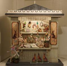 The Corner Shop - Atelier Art Miniature Renate Stettler