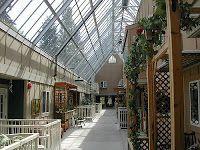 Indoor garden space
