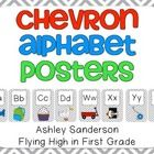 In this set you will find an alphabet set in chevron. Each poster includes the letters in upper and lower case along with a picture that begins wit...