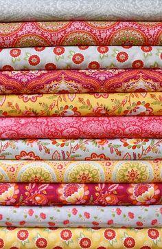 High Street by Lily Ashbury for Moda Fabrics- Half Yard Yard Bundle (5.5 Yards total)