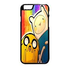 FR23-Finn And Jake Adventure Time Fit For Iphone 6 Plus Hardplastic Back Protector Framed Black FR23 http://www.amazon.com/dp/B018FIJ46O/ref=cm_sw_r_pi_dp_nV9uwb0DJ190N