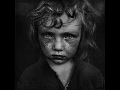 """i want to give this child a very big hug.  """"Lee Jeffries is an accountant in Manchester, UK. He is also an incredibly skilled photographer with a keen eye for subjects. During his travels around the globe he has used reality to depict his own vision of the world."""""""