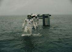 As one might expect from the delightfully thorough filmmaker, Christopher Nolan went the extra mile when creating 'Interstellar' by relying on Kip Thorne to ground the film in as much reality (and science) as possible. Christopher Nolan, Science Fiction, Small Movie, Space Movies, The Martian, Film Stills, Soundtrack, Astronomy, Amelie