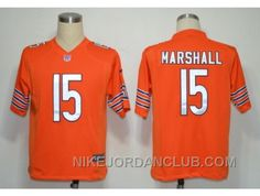 http://www.nikejordanclub.com/nike-nfl-chicago-bears-15-marshall-orange-game-jerseys-cczfn.html NIKE NFL CHICAGO BEARS #15 MARSHALL ORANGE GAME JERSEYS CCZFN Only $23.00 , Free Shipping!