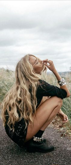 Blond hair are usually thinner than others, a good hair conditioner is a must be in a daily routine
