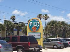 The Pier at Cocoa Beach